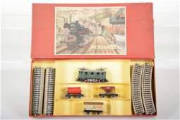 Early Boxed Marklin HO Freight Set
