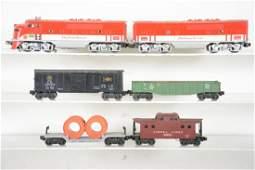 Clean Lionel Texas Special Diesel Set 1517W