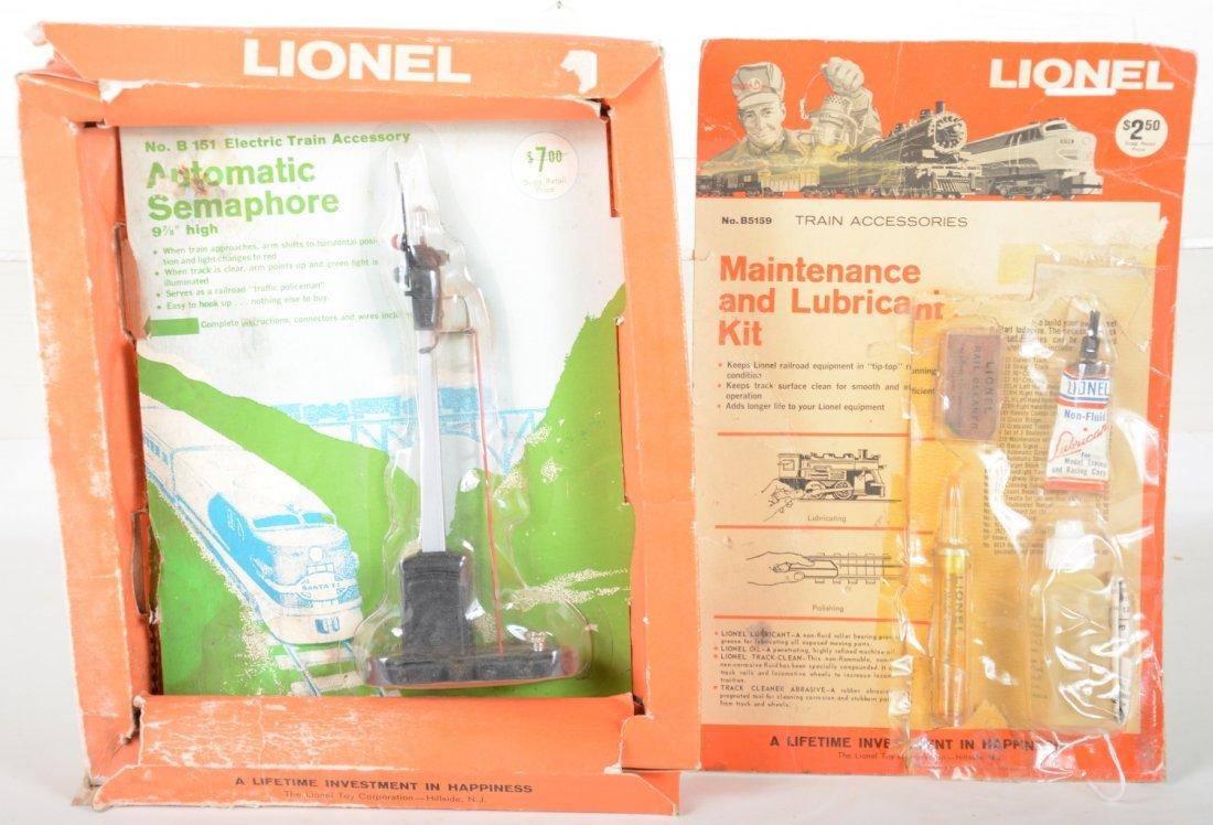 Lionel B151 & B5159 Accessories