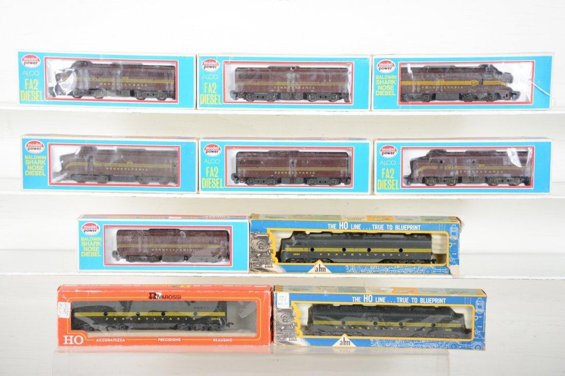 Boxed HO PRR Diesels