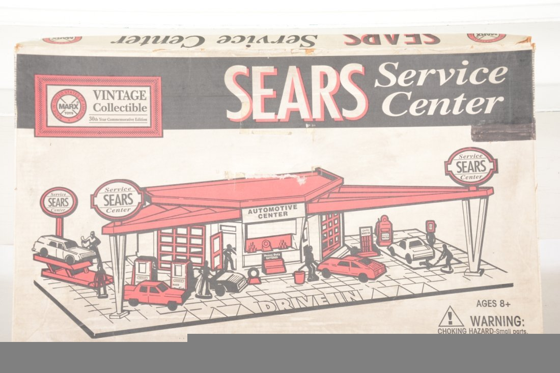 Modern Marx 3436R Sears Service Center