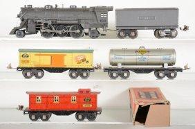 Lionel 1666e Freight Set