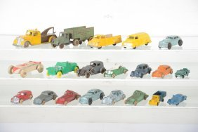 Vintage Diecast, Slush & Other Vehicles