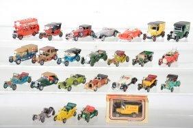 24+ Vintage Matchbox Models Of Yesteryears
