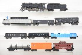 Lionel 2036 Steam Freight Set