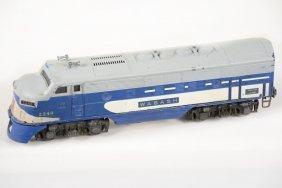 Lionel 2240 Wabash F3 Diesel