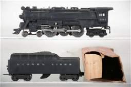 Lionel 2065 Steam Locomotive