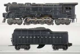 Lionel 681 Steam Turbine
