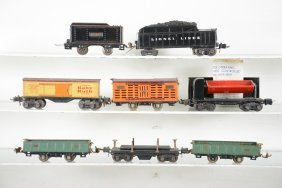 Lionel Prewar Train Lot