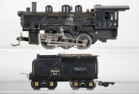 American Flyer Prewar 429 Switcher