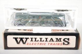 Williams Prr Gg1 Electric