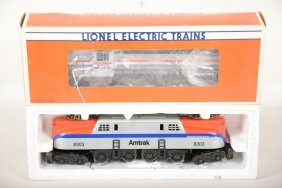 Lionel Amtrak Locomotives