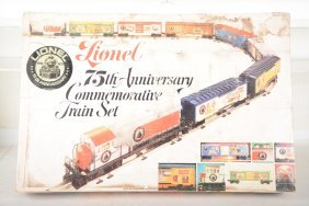 Lionel 1585 75th Anniversary Set