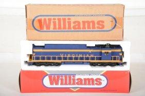 Williams Rectifier & Gp7 Locomotives