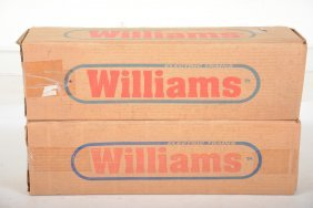 Mint Williams Prr Fm Train Master Aa Diesels