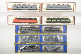 Ahm Rivarossi Ho Locomotives