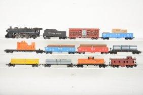 Lionel Ho Sp Steam Freight Set