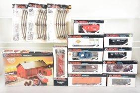 Lionel Cars & Accessories Lot