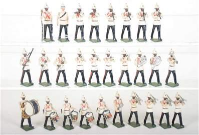 Rare Britains Set 2186 Bahamas Police Band