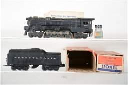 Boxed Lionel 681 Steam Turbine