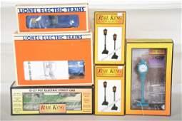 Lionel & MTH Train Lot