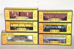MTH RailKing Freight Cars Plus