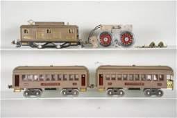 Lionel Standard Gauge Mohave 8 Passenger Set, TLC