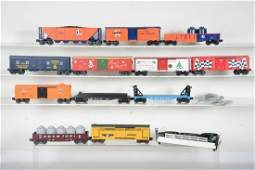12 Modern Lionel Freight Cars