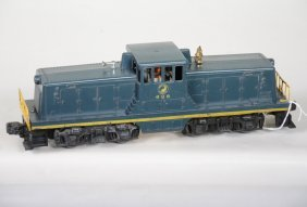 Rare Teal Blue 628 Np 44 Ton Diesel