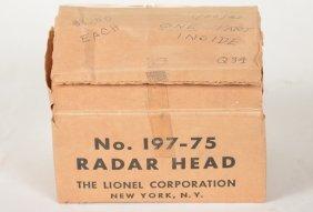 Rare Lionel Separate Sale 197-75