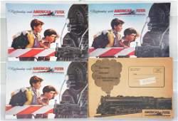 Scarce 1946, 1947 & 1948 Large Format Catalogs