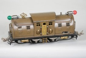 Early Lionel 254 Mojave Electric Locomotive