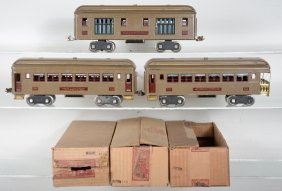 Clean Boxed Lionel 310 Series Mohave Cars