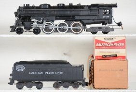 Scarce Boxed American Flyer 21129 Nyc Hudson