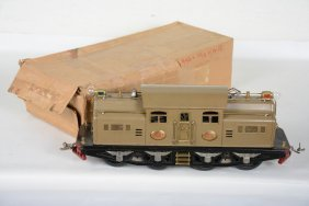 Nice Boxed Lionel 402e Dual Motor Electric