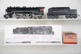 Nice American Flyer 1680 Hudson Locomotive