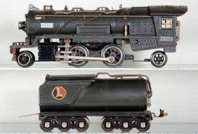 Scarce Lionel 255e Steam Locomotive
