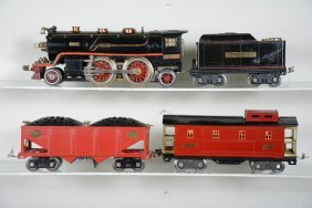 Lionel 390e Set, Some Restoration
