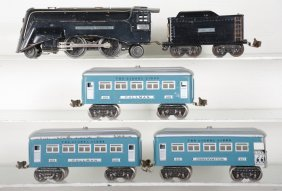 Uncataloged Lionel 265e Set (6500e)