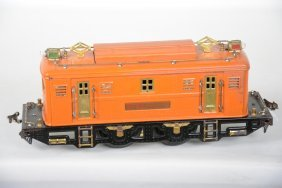 Lionel 9e Boxcab Electric