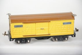 Clean Late Lionel 514 Boxcar