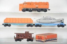 Lionel 232 Diesel Freight Set