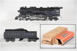 Boxed Lionel 2056 Steam Locomotive