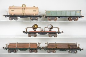 Lionel 500 Series Freight Cars