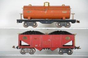 Lionel 515 & 516 Coal Train Hopper