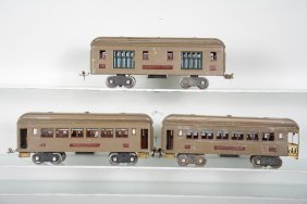 Lionel 310 Series Mohave Passenger Cars