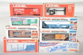 Lionel Mpc Trains & Accessories