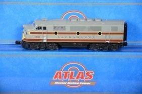 Atlas Lackawanna F2 Aa Diesels, Tmcc & Sounds