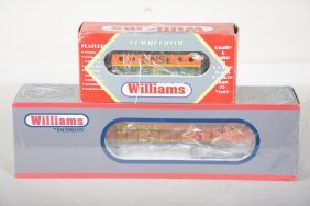 Williams 21801 Bnsf Sd90 Diesel & Caboose