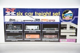 Mth Premier 20-90020 Nh Freight Cars